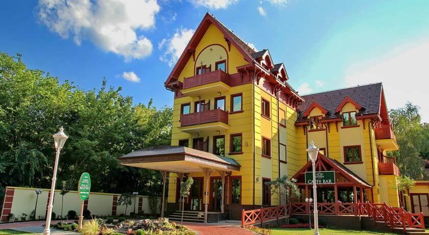 online rezervacije Hotel Palić Resort