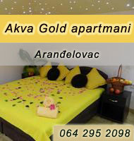 akva gold apartmani