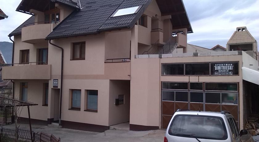 online rezervacije Apartment Dimitrieski