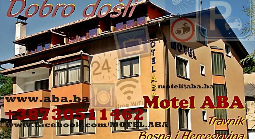 online rezervacije Garni Motel Aba
