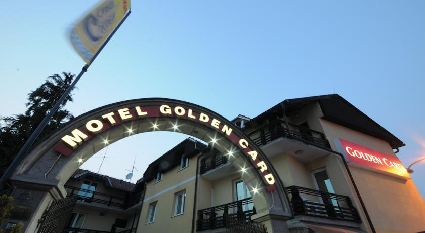 online rezervacije Golden Card Motel