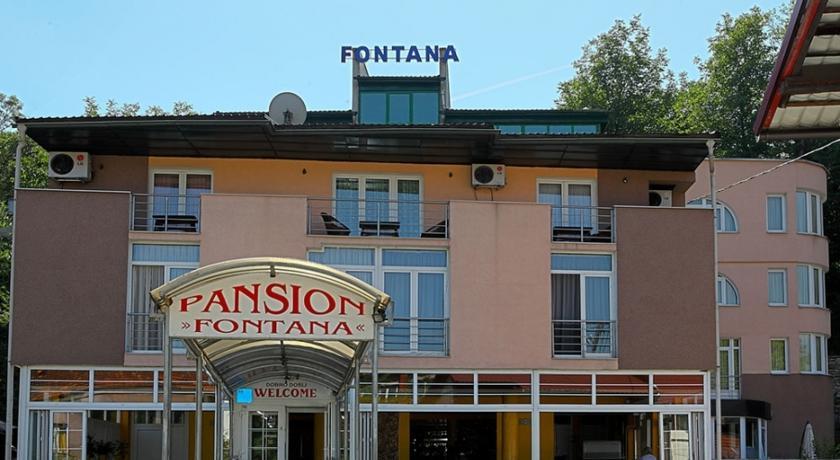 online rezervacije Guest House Fontana