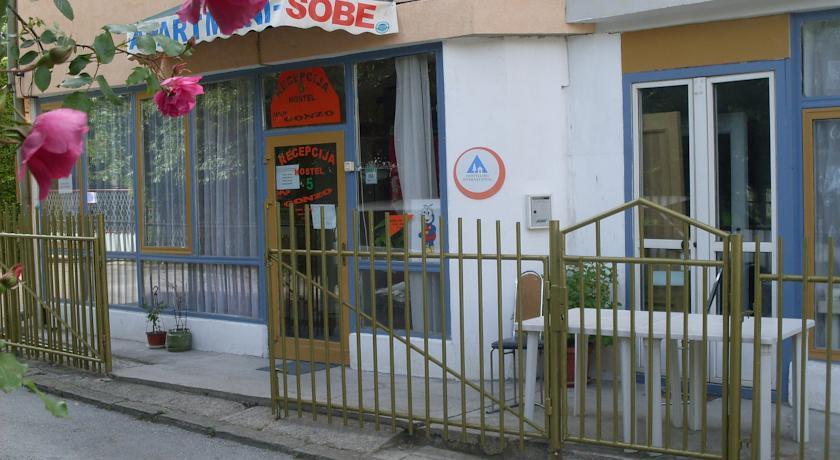 online rezervacije Hostel Gonzo