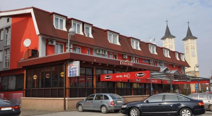 online rezervacije Hotel Euro