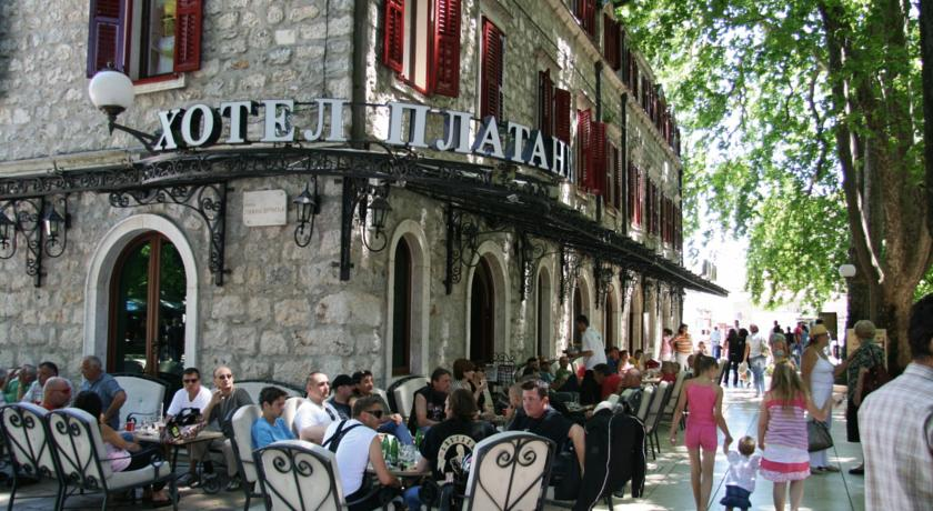 online rezervacije Hotel Platani