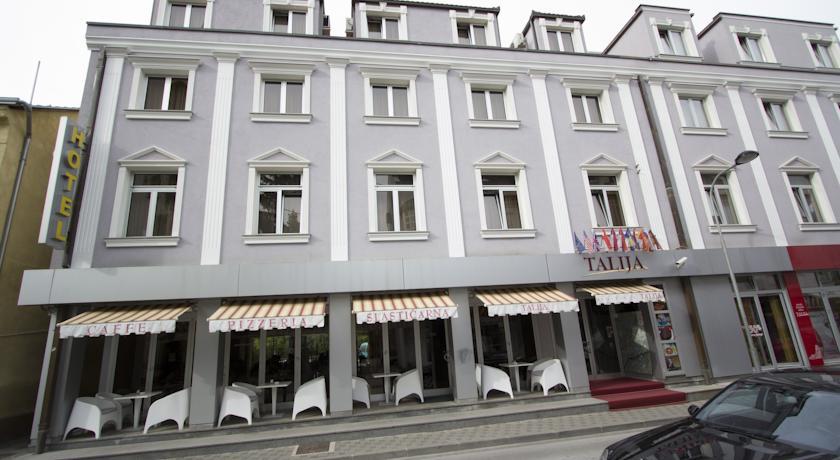 online rezervacije Hotel Talija
