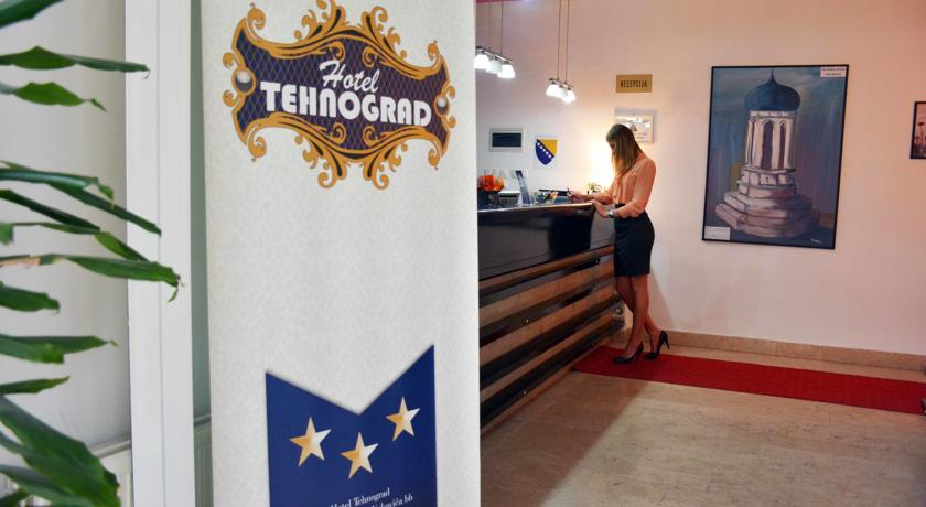 online rezervacije Hotel Tehnograd