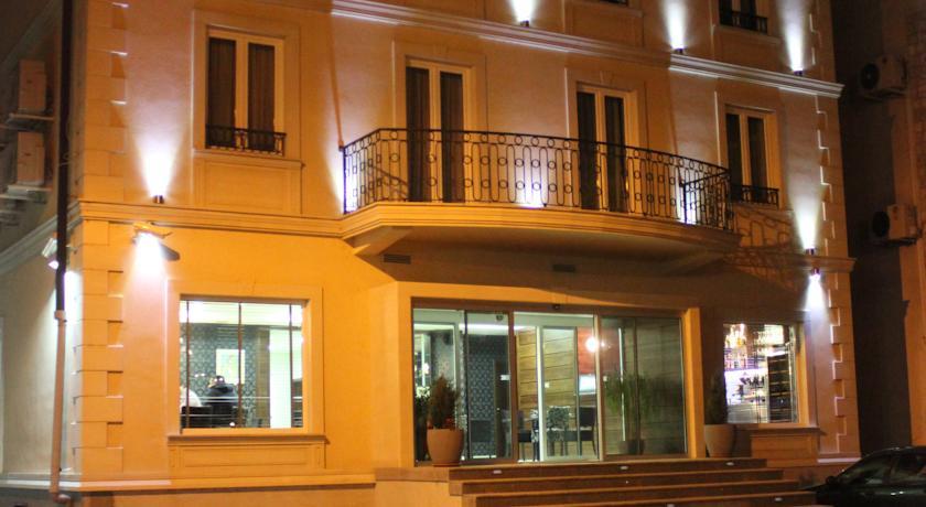 online rezervacije Hotel Villa Milas
