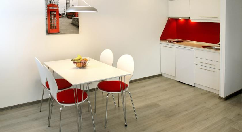 online rezervacije Modern City Apartments