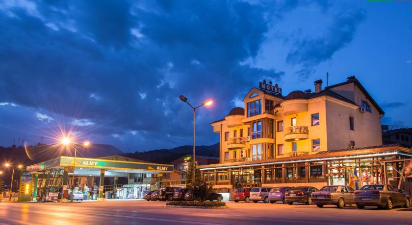 online rezervacije Motel Almy