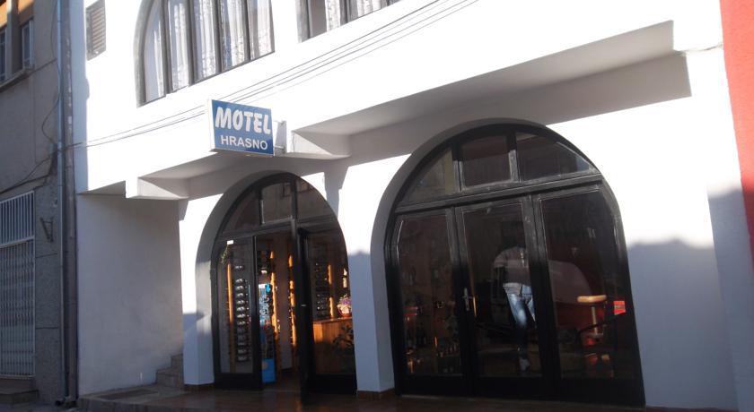 online rezervacije Motel Hrasno