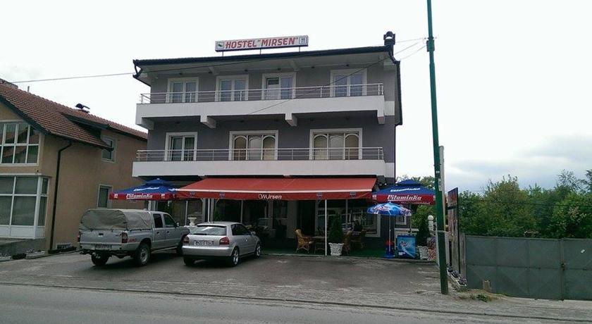 online rezervacije Motel Mirsen