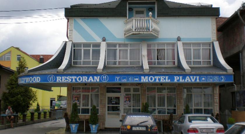 online rezervacije Motel Plavi