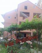 letovanje crna_gora smestaj Vila Pribilovic