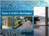 letovanje crna_gora smestaj LuxStudio, Pogled na more, za dvoje VrH
