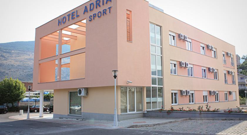 online rezervacije Adria Sport Hotel