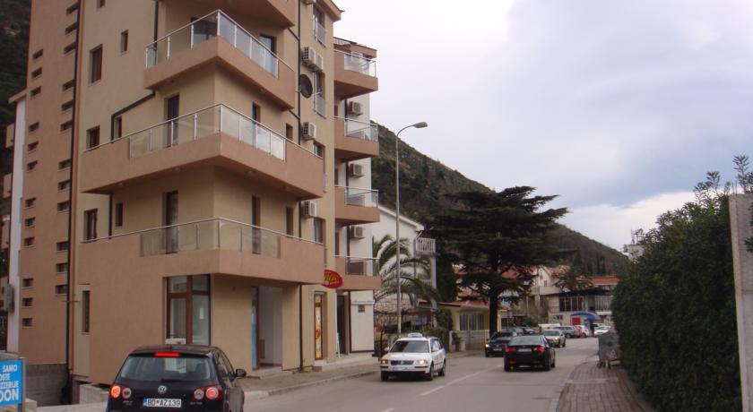 online rezervacije Apartman Djukanovic Budva