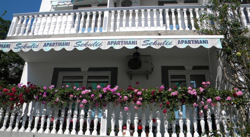 online rezervacije Apartmani Sekulic