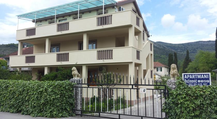online rezervacije Apartments Božinović
