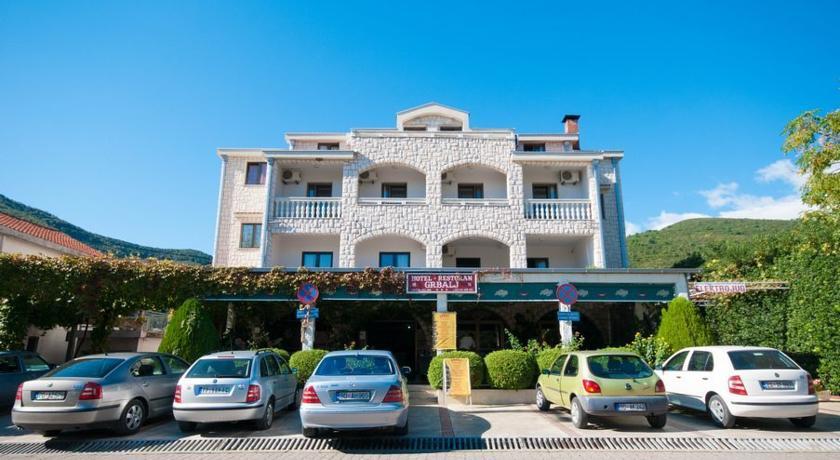 online rezervacije Hotel Grbalj