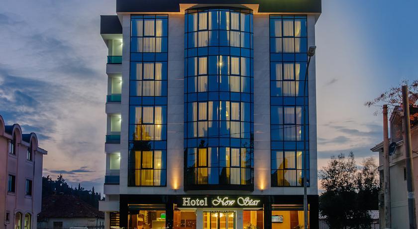 online rezervacije Hotel New Star