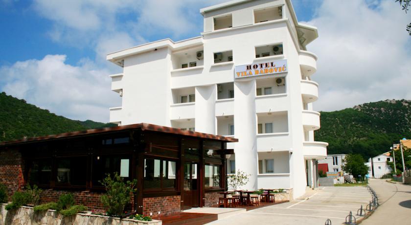 online rezervacije Hotel Vila Babović