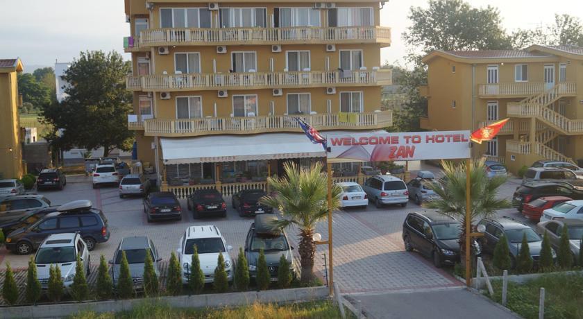 online rezervacije Hotel Zan
