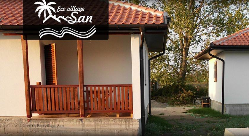 online rezervacije House Eco Village San