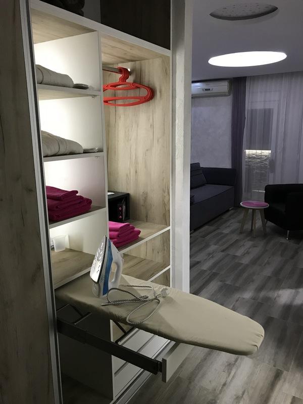 Apartman sa infrared saunom 5-18