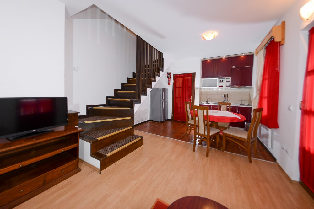Apartman 1/4 Lux (4 Osobe)