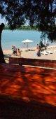Bungalovi Glavno jezero, Glavna plaza