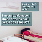 APARTMAN PANCEVO TESLA