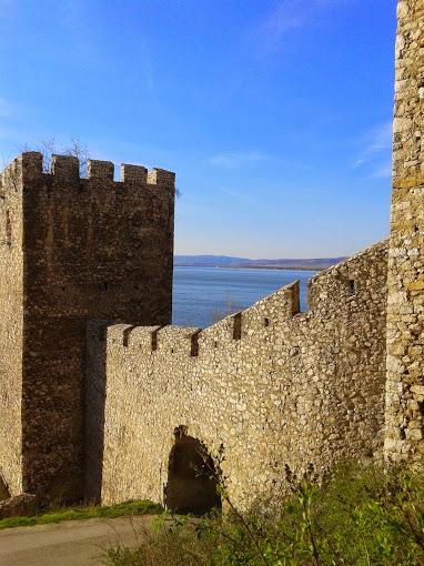 Golubačka tvrđava selo Dobra, Golubac
