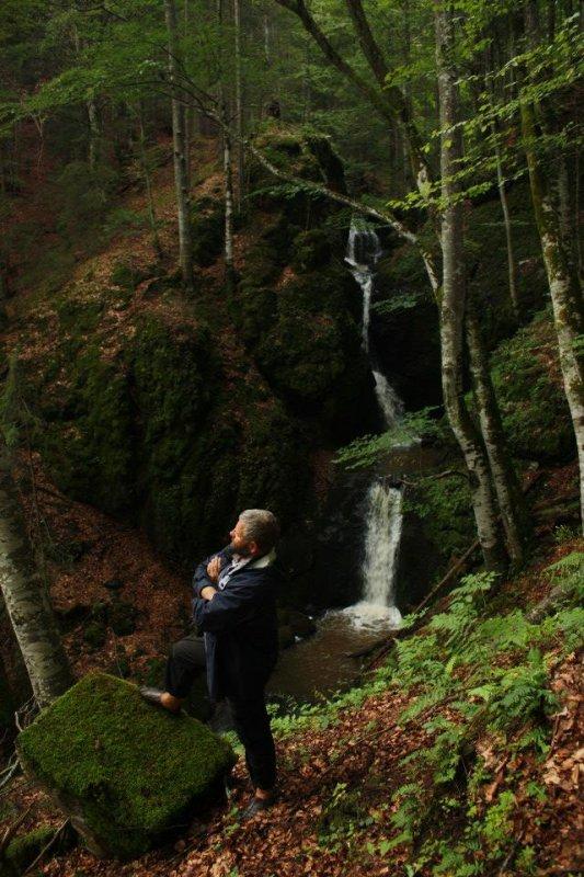 Vodopadi reke Izubre Golija