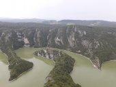Meandri Uvca selo Dobra, Golubac