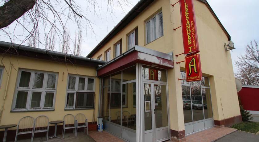 online rezervacije Aleksander A Inn