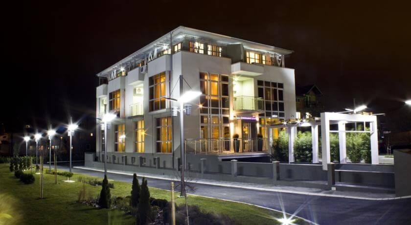 online rezervacije Apart Hotel K