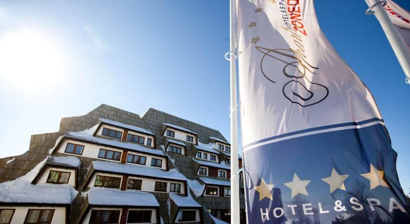 online rezervacije Apart Hotel & Spa Zoned