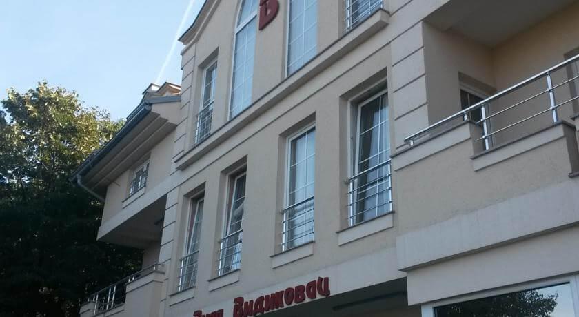 online rezervacije Aparthotel Vila Vidikovac