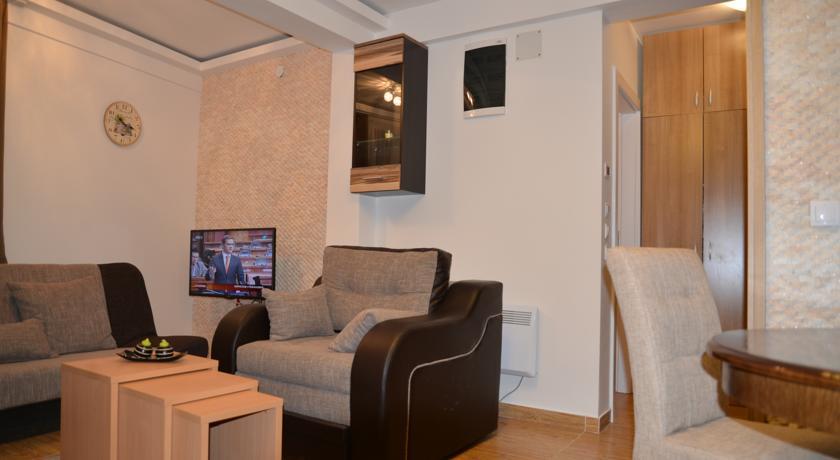 online rezervacije Apartman u Hotelu Mujen Lux