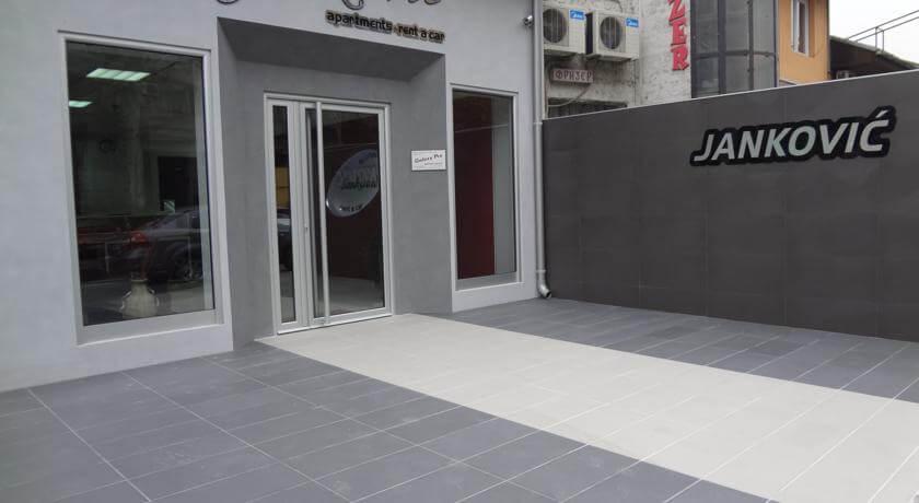 online rezervacije Apartmani Jankovic