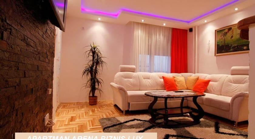 online rezervacije Apartment Arena Biznis Lux