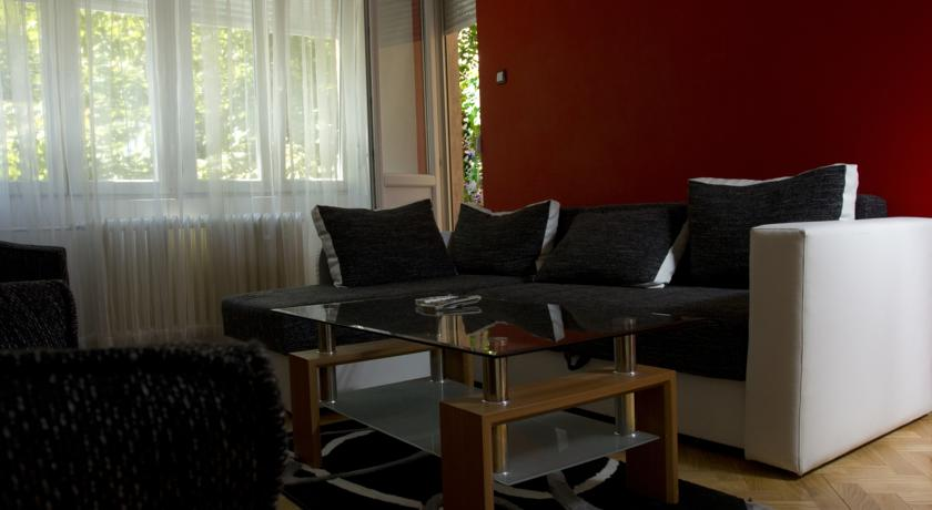 online rezervacije Apartment Belgrade Downtown