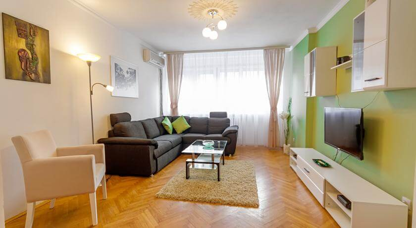 online rezervacije Apartment Belgrade Nook Green