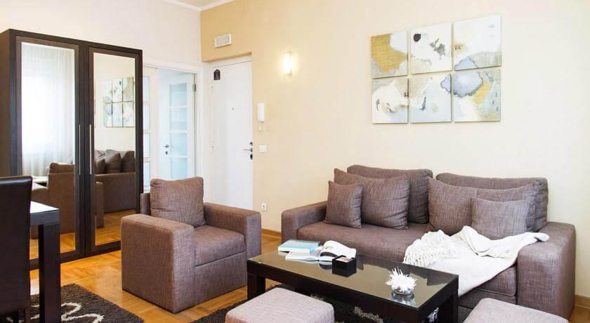 online rezervacije Apartment Bohemian Quart