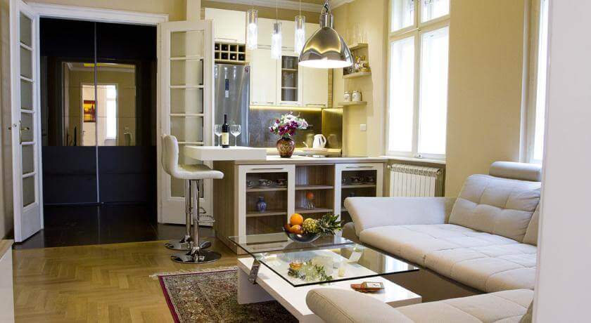 online rezervacije Apartment DeLux