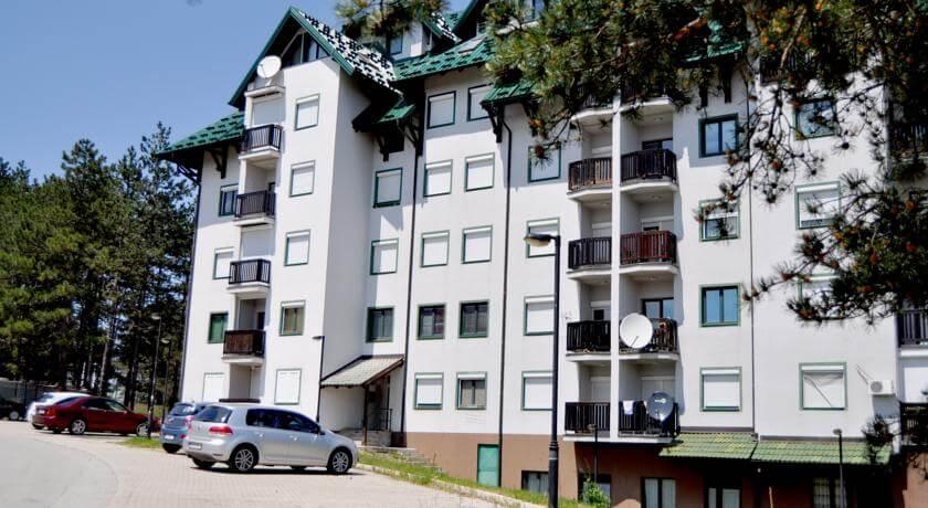 online rezervacije Apartment Evropa