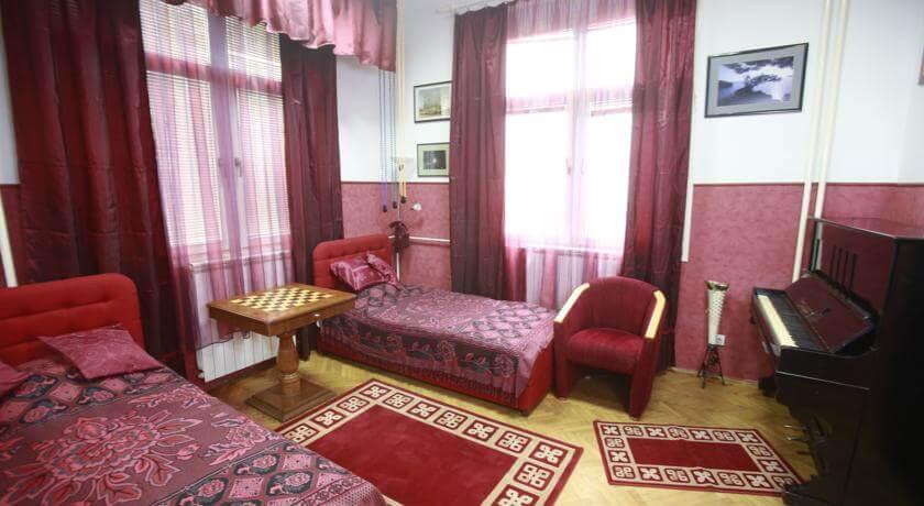 online rezervacije Apartment Red Rose