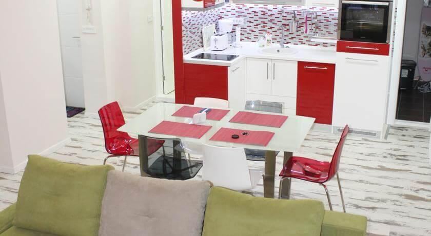 online rezervacije Apartment Slavija Modern