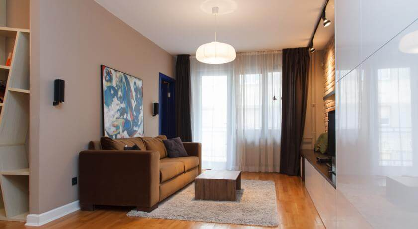 online rezervacije Apartment Solunska Belgrade